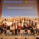 Rheinland-Pfalz erfolgreichste Nachwuchssportler auf der Bühne bei der Meisterehrung der Sportjugend. Foto: Markus Werner