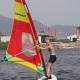 Im spanischen Ampuria Brava tasteten sich die Jugendlichen an Wassersportarten wie Windsurfen und Wellenreiten heran.